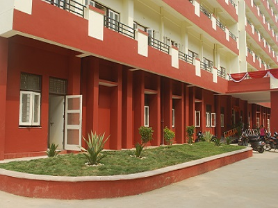 New Girls Hostel Inauguration