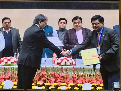 MoU - IIT (BHU) & Ministry of Road Transport & Highways